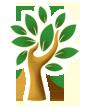 泰安开发区中泰苗圃logo